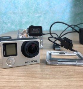 Видеокамера экшн GoPro Hero 4 Black Edition