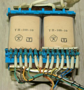 Трансформаторы, БП