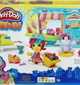 """Пластилин Play-Doh """"Магазинчик домашних питомцев"""""""