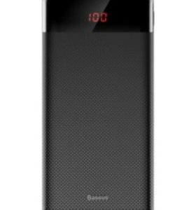 Новый Power Bank Baseus 10000mah