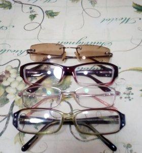 Очки с диоптриямм