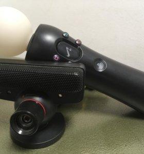 Камера и move для PS3