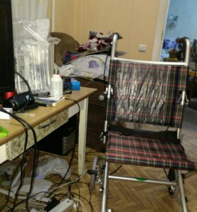 инвалидное кресло! новое