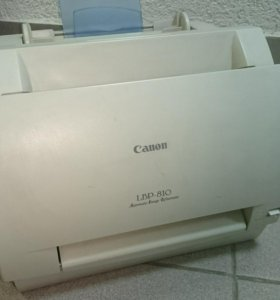 Лазерный принтер Canon LBP-810 с картриджем