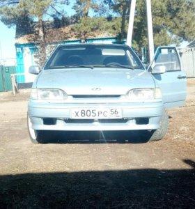 ВАЗ (Lada) 2114, 2007