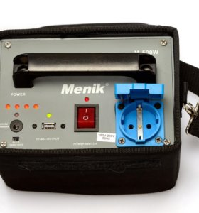Menik WF-1 аккум для студийных вспышек доставка РФ