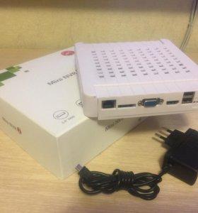 NVR IP видеорегистратор 8 камер 1900х1080 р