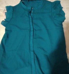 Блуза крепдешиновая