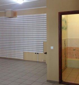 Аренда, помещение свободного назначения, 52.8 м²