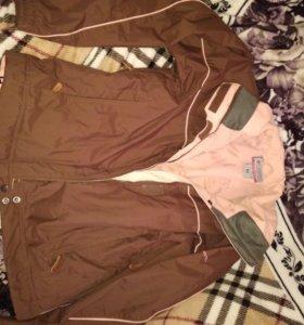 Куртка на девочку columbia