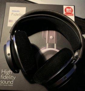 Легендарные наушники Philips Fidelio X1