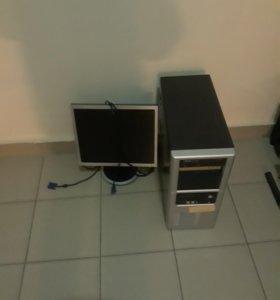 Домашний компьютер пентиум 4