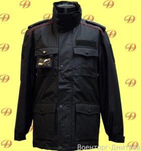 Куртка демосезонная полиция