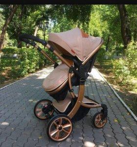 Детская коляска-трансформер Aimile (Эмили) 2 в 1