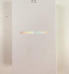 Смартфон Huawei Nova 3, НОВЫЙ .