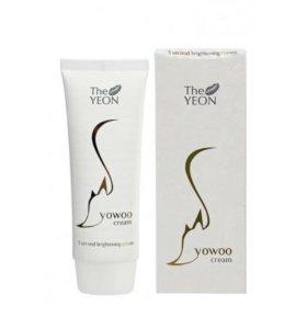Крем отбеливающий The Yeon Yo Woo Cream, 100ml