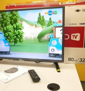 """32"""" 81см Телевизор LG LF56"""