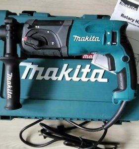 Новый перфоратор Мaklta HR2470