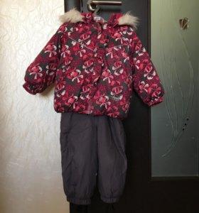 Зимний костюм 80 (куртка и штаны)