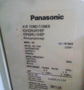 Кондиционер Panasonic