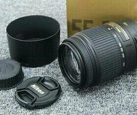 Nikon 55-300mm F/4.5-5.6 VR