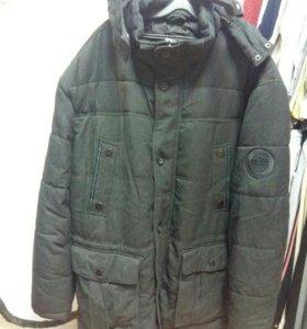 Куртка большая мужская