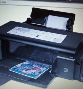 Фотопринтер Epson L800