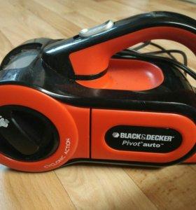 Пылесос для автомобиля Black & Decker