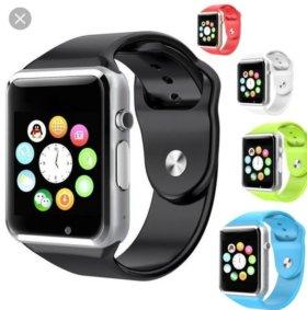 Смарт часы--копия Apple watch A1