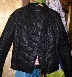 Стильная курточка б/у мало
