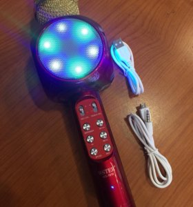 микрофон караоке беспроводной WS-1816