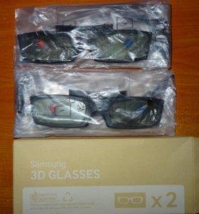 Активные(затворные) 3d очки: SSG-5100GB