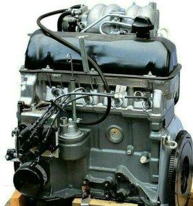 двигатель инжектор ваз 2107