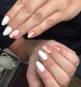 Биогель-SOS для истонченных ногтей.