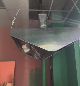 Вентиляционный зонт