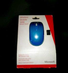 Новая беспроводная компьютерная мышь Microsoft