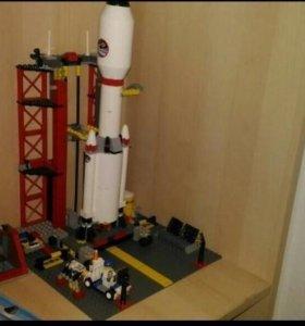 Lego City,ракета