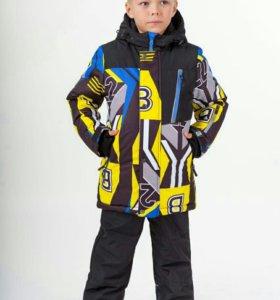 Зимний костюм 140см