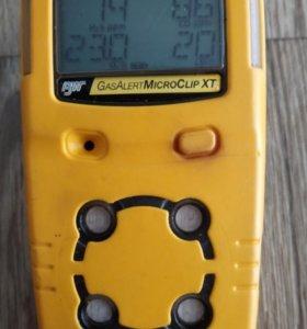 MicroClip XT (O2, CO, H2S, CH4). Новый