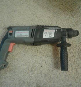 Перфоратор на запчасти или ремонт