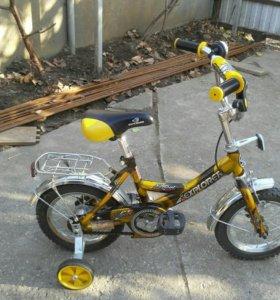 Велосипед для ребенка.
