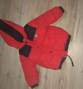 Куртка детская зима