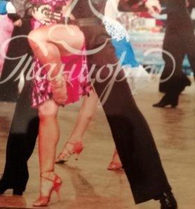 Танцевальные брюки для спортивно бальных танцев