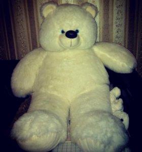 Большой белый медведь)