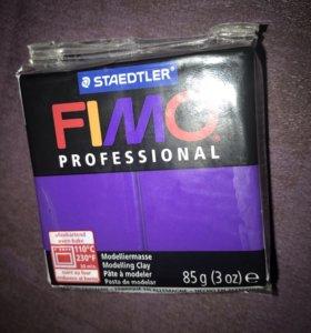 Полимерная глина фирмы Fimo 85 гр