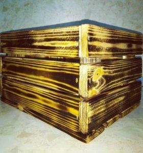 Ящики ручной работы