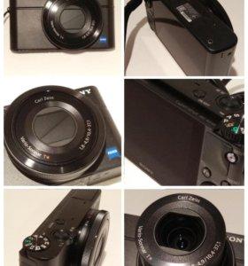 Цифровой фотоаппарат Sony Cyber-shot DSC-RX100.