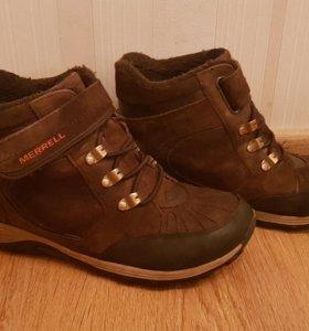 Зимние ботинки MERRELL. р.36