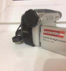 Видеокамера на запчасти