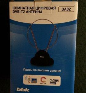 BBK комнатная цифровая DVB-T антенна DA02